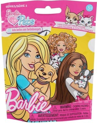 Barbie Pet Blind Bag