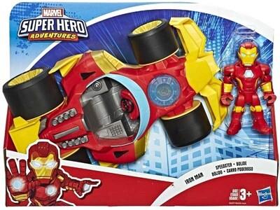 Iron Man Deluxe Vehicle