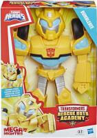 Transformers Rescue Bots Mega Mighties bumblebee
