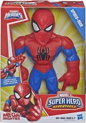 Mega Mighties Spider-Man