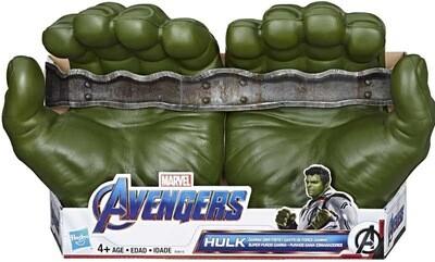Hulk Gamma Fists