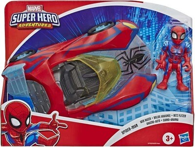 Spider-Man Web Racer