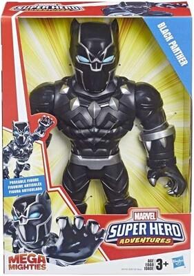 Mega Mighties Black Panther