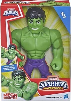 Mega Mighties Hulk