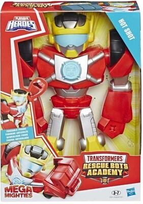 Transformer Hot Shot Mega Mighties