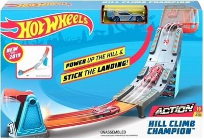 Hot Wheels Hill Climb Champion