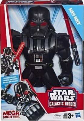 Mega Mighties Darth Vader