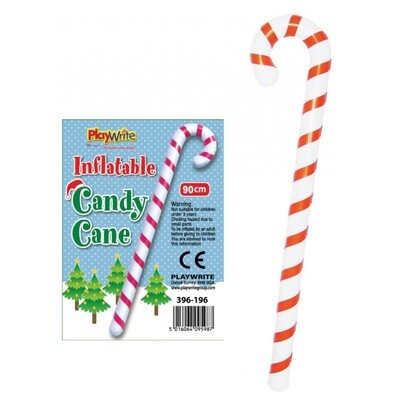 Inflatable Candy Cane