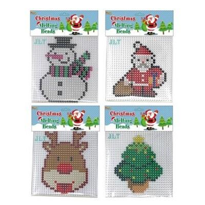 Christmas Bead Kit (4 Assorted Designs)