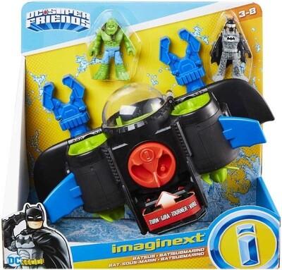Imaginext Bat Sub