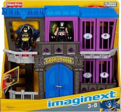 Imaginext Gotham City Jail