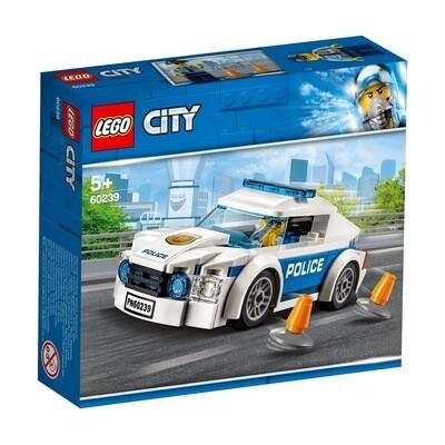 60239 Lego Police Car