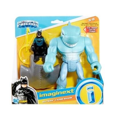 Imaginext Batman & The Shark