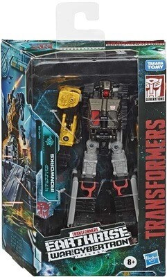 Transformers Deluxe Ironworks