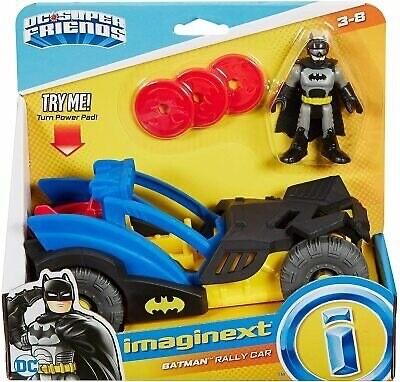 Imaginext Batman Rally Car