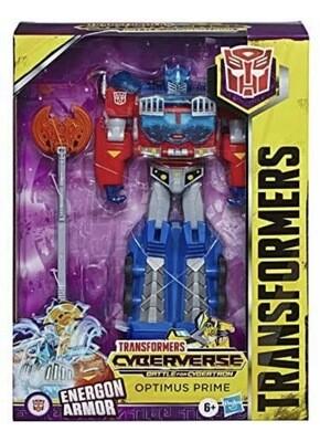 Transformers Cyberverse Ultimate Optimus Prime