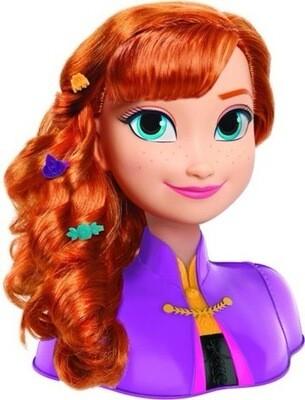 Disney Frozen 2 Anna Styling Head