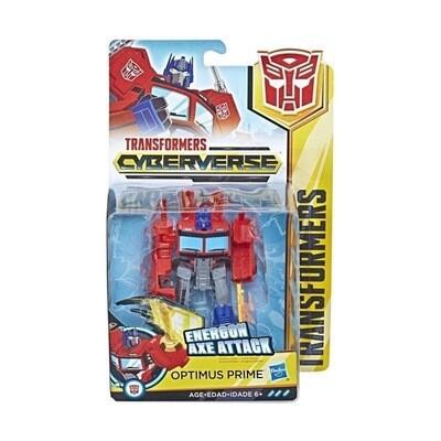 Transformers Cyberverse Optimus Prime