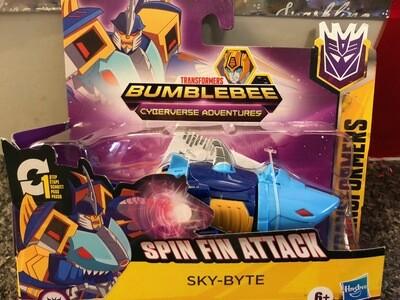 Transformers Sky-Byte