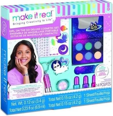 Make It Real COSMIC Cosmetic Makeup Set