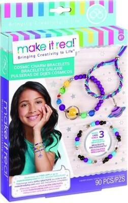 Make It Real Cosmic Charms Bracelets