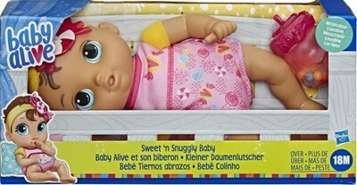Baby Alive Sweet & snuggly