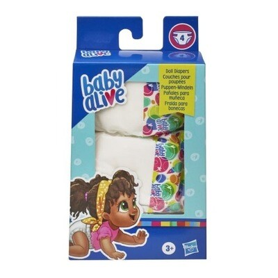 Baby Alive Nappies