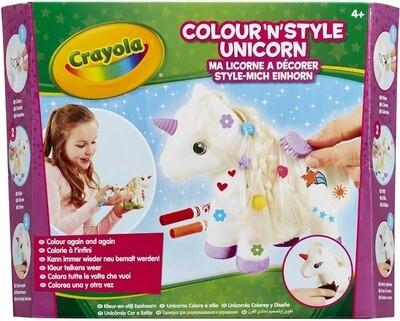 Crayola Colour & Style Unicorn