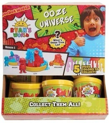 Ryan's World Ooze Universe