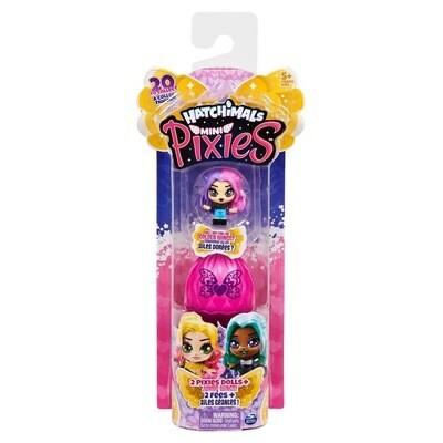 Hatchimals Mini Pixies 2pk Assorted