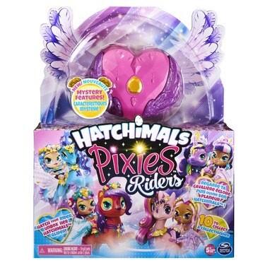 Hatchimals Pixies Pony Rider