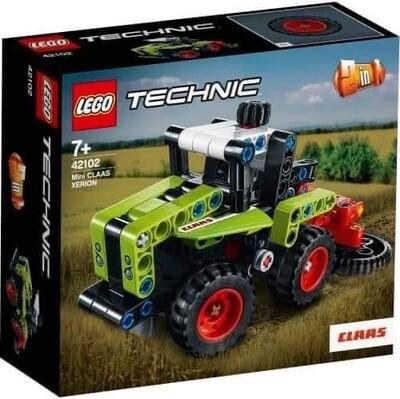42102 Lego Technic XERION