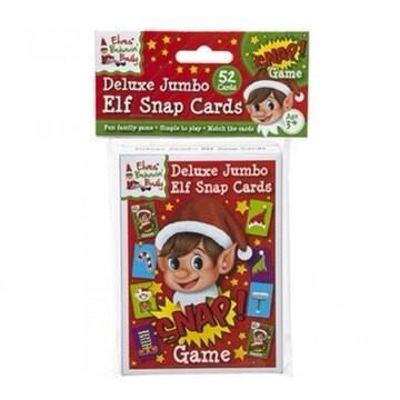 Deluxe Elf Snap Cards