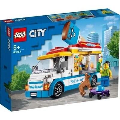 60253 Lego City ICE CREAM TRUCK
