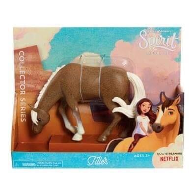 Spirit Horse TILLER