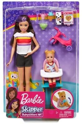 Barbie Skipper Babysitters High chair