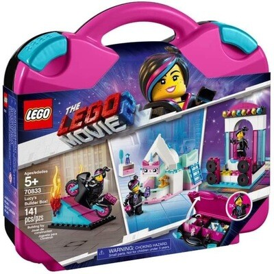 70833 Lego Lucy's Builders