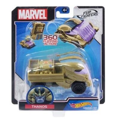 Hot Wheels Thanos Flip Fighter