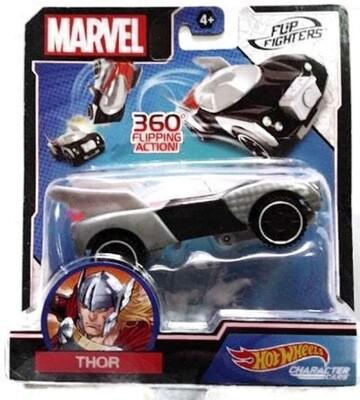 Hot Wheels Thor Flip Fighter