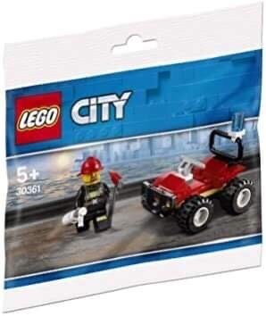 30361 Lego Fire Quad