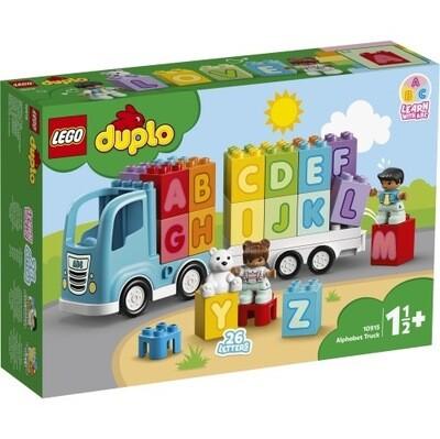 10915 Alphabet Truck