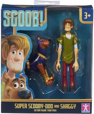 Super Scooby Doo and Shaggy