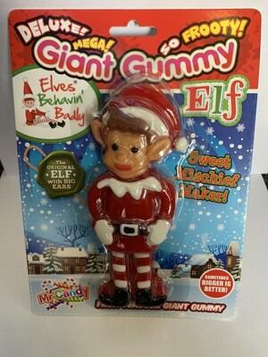 Giant Gummy Elf