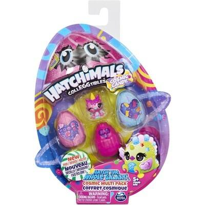 Hatchimals Cosmic Candy 4pk Assorted