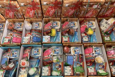 Christmas Prefilled Sensory Box