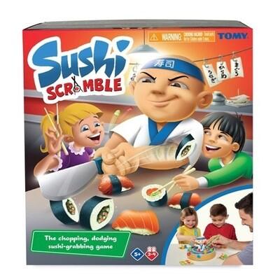 Sushi Scramble Game