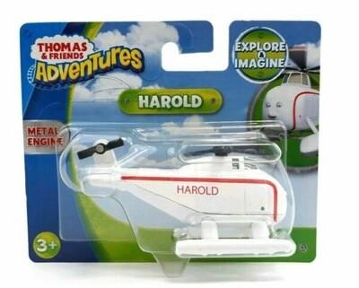 Explore & Imagine Harold