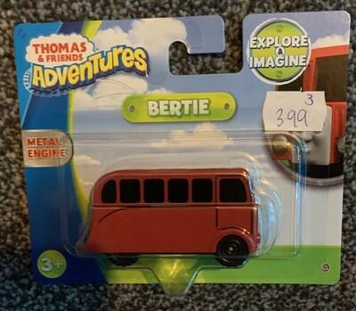 Explore & Imagine Bertie