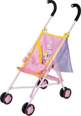 Baby Born Dolls Stroller With Bag