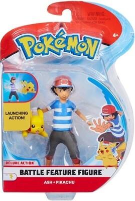 Pokemon Ash & Pikachu